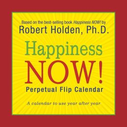 Happiness Now! Perpetual Flip Calendar: A Calendar to Use Year After Year