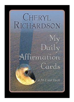 My Daily Affirmation Cards: A 50-Card Deck plus Dear Friends card
