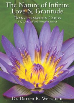 The Nature of Infinite Love and Gratitude Transformation Cards