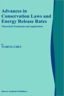 Advances in Conservation Laws and Energy Release Rates: Theoretical Treatments and Applications