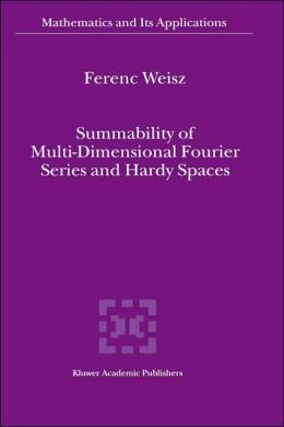 Summability of Multi-Dimensional Fourier Series and Hardy Spaces