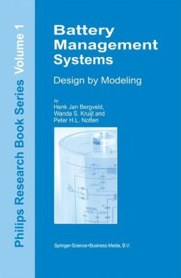 Battery Management Systems: Design by Modelling