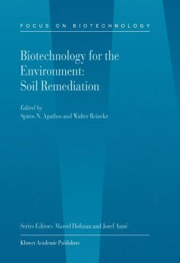 Biotechnology for the Environment: Soil Remediation
