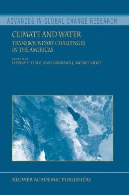 Climate and Water: Transboundary Challenges in the Americas