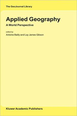 Applied Geography: A World Perspective