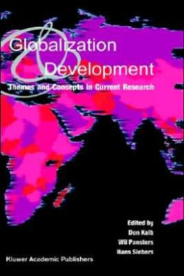 Globalization and Development: Themes and Concepts in Current Research