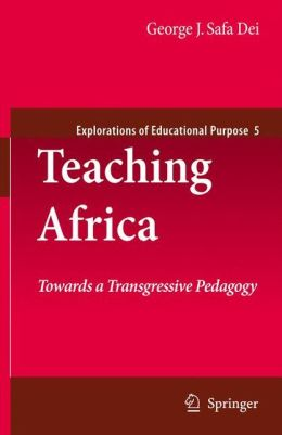 Teaching Africa: Towards a Transgressive Pedagogy