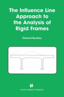 The Influence Line Approach to the Analysis of Rigid Frames