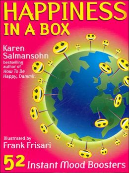 Happiness in Box: 52 Instant Mood Booster Cards