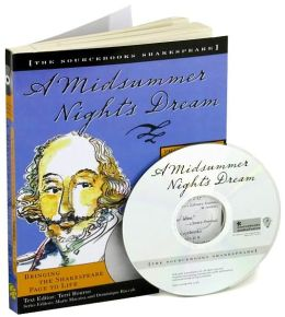 A Midsummer Night's Dream (Sourcebooks Shakespeare Series)