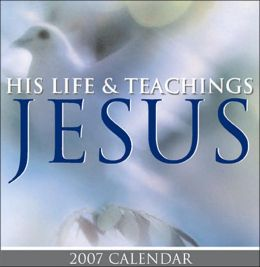 2007 Jesus: His life and Words Box Calendar