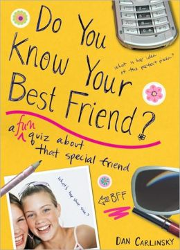 Do You Know Your Best Friend