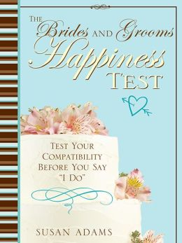 Bride and Groom Happiness Test