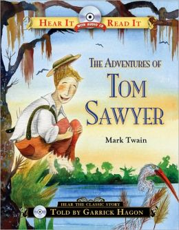 Adventures of Tom Sawyer with CD