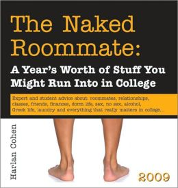 The Naked Roommate: 2009 Box Calendar