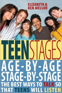 Teen Stages:The Breakthrough Year-By-Year Approach To Understanding Your Ever-Changing Teen