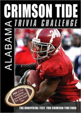 Alabama Crimson Tide Trivia Challenge