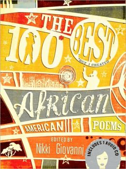 100 Best African American Poems with CD