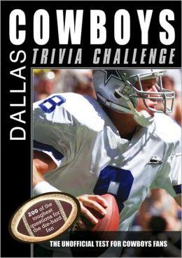 Dallas Cowboys Trivia Challenge