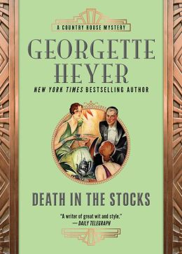Death in the Stocks (Inspector Hannasyde Series #1)