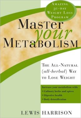 Master Your Metabolism: The All-Natural Way to Lose Weight with Herbs