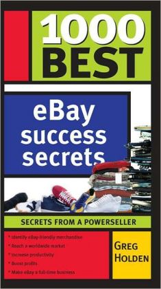 1000 Best eBay Success Secrets: Secrets From a Powerseller