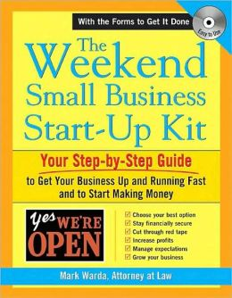 Weekend Small Business Start-Up Kit