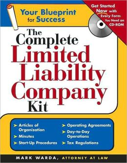 Complete Limited Liability Company Kit