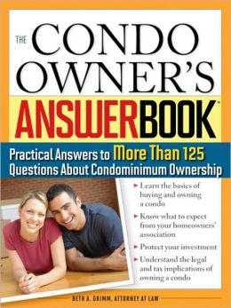Condo Owner's Answer Book