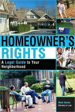 Homeowner's Rights