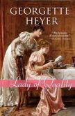 Book Cover Image. Title: Lady of Quality, Author: Georgette Heyer