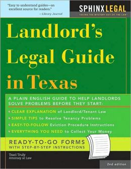 Landlord's Legal Guide in Texas