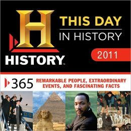 2011 History: This Day in History Box Calendar