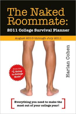 2011 The Naked Roommate Engagement Calendar