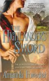 Book Cover Image. Title: The Highlander's Sword, Author: Amanda Forester
