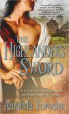 Book Cover Image. Title: Highlander's Sword, Author: Amanda Forester