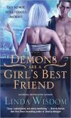 Book Cover Image. Title: Demons Are a Girl's Best Friend, Author: Linda Wisdom