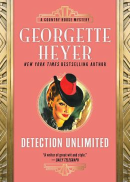 Detection Unlimited (Inspector Hemingway Mysteries Series #4)