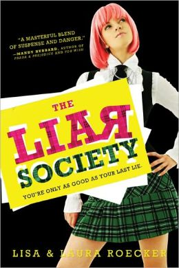 The Liar Society (Liar Society Series #1)
