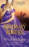 Book Cover Image. Title: Wildest Heart, Author: Rosemary Rogers