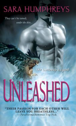 Unleashed (Amoveo Legend Series #1)