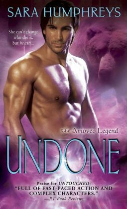 Undone (Amoveo Legend Series #4)