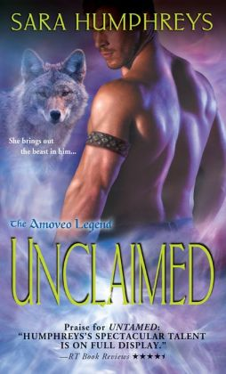 Unclaimed (Amoveo Legend Series #5)