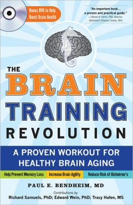 Brain Training Revolution with DVD: A Proven Workout for Healthy Brain Aging