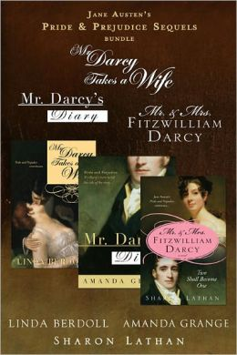 Jane Austen's Pride & Prejudice Sequel Bundle: 3 Reader Favorites