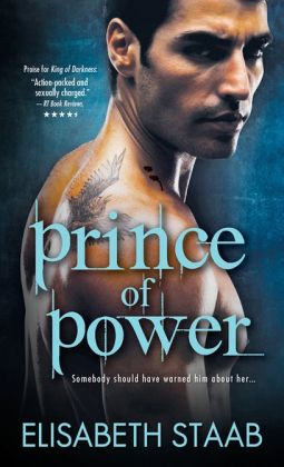 Prince of Power (Chronicles of Yavn Series #2)