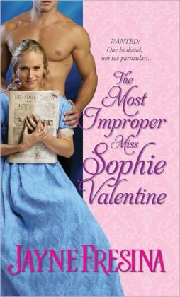 Most Improper Miss Sophie Valentine