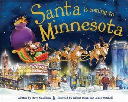 Santa Is Coming to Minnesota