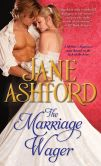 Book Cover Image. Title: Marriage Wager, Author: Jane Ashford