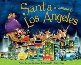 Santa Is Coming to Los Angeles